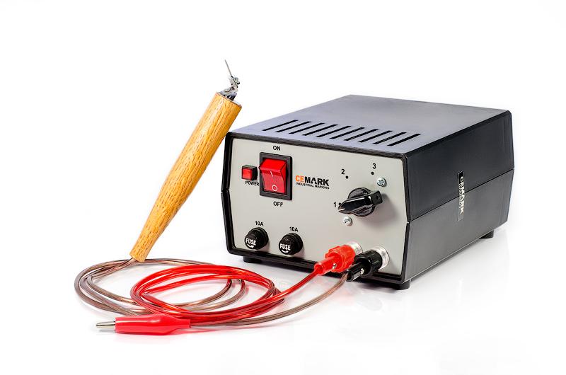 Электромаркер по металлу