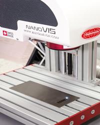 Компактный лазер nanoVIS