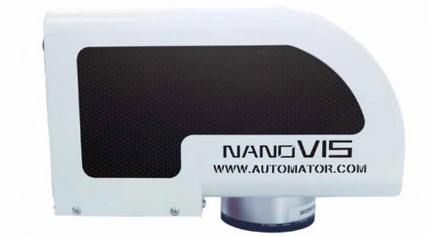 Суперкомпактный лазер nanoVIS