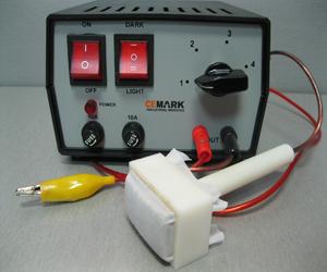 система электрохимического травления